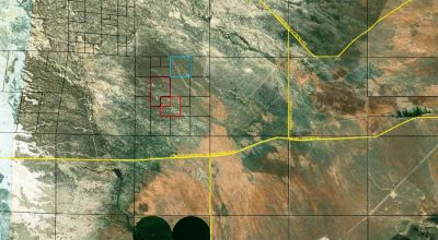 3 adjoining parcels Eureka County Nevada * Buy 1, 2, or all 3 * see description for pricing