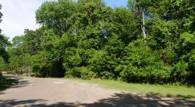 Treed Corner Lot near Cedar Creek Lake