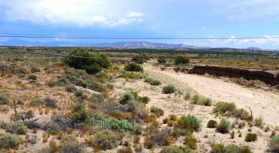 Highway 550 Frontage with Arroyo through property near San Ysidro New Mexico