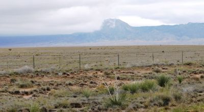 Wide open spaces of New Mexico * Vast Views