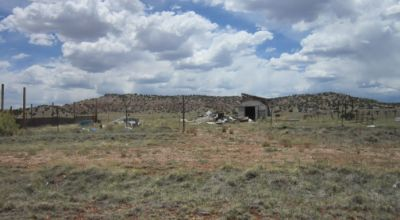 Amazing Views All Over In This 1.04-acre Lot For Sale in Apache County, AZ!