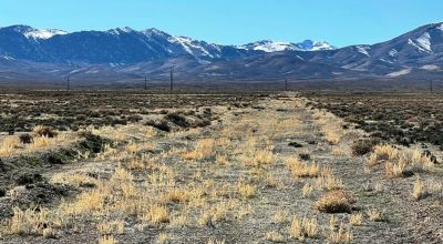 Crescent Valley, NV - Nearly Five Acre Lot Just off HWY 306