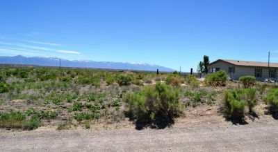 Northern Nevada Lot - Power Available - Spectacular Views - Adjoining Lot Also Available
