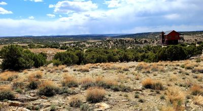 Knoll with Huge views * Small Gully * Power * 2.87 acres 5 miles east of Duchesne Utah