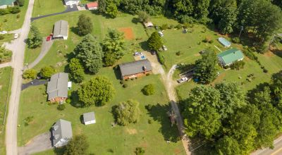 Brick Rancher with Basement on 2.80 Acres