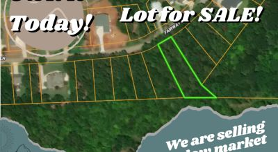 $12K Lot for Only $7,799 Chickasaw Point plus RV/Boat Storage AND a Campground WITH Seller Financing
