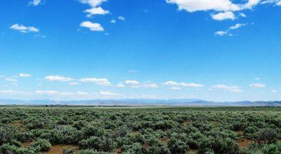 3 adjoining lots. Wide open spaces of Utah