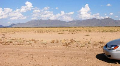 2 acres of Classic Southern New Mexico Desert