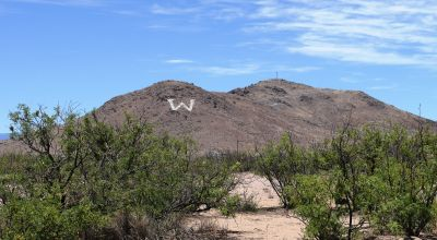 Classic Arizona Desert * Historic Cochise County Arizona