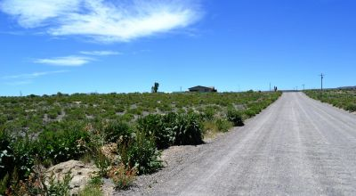 Humboldt Acres - Power Available - Spectacular Views - Adjoining Lot Also Available