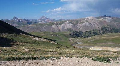 Scenic High Colorado Mountain Land * Own Historic Engineer Pass * Ouray Lake City Silverton