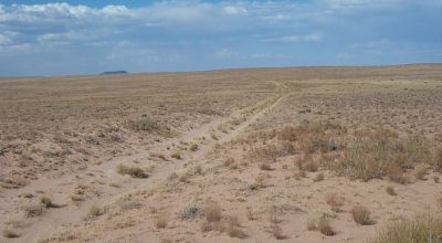 Extra large 2.5 acres Arizona Rancho parcel near Petrified Desert and Painted Desert