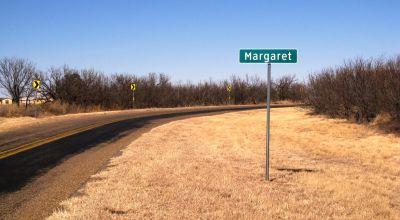 Two Adjacent Lots in Margaret Texas - Corner Lot