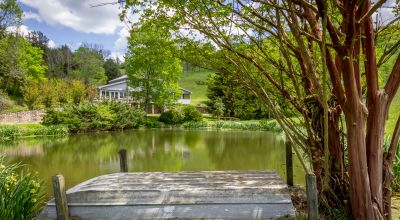 309 Acre Private Oasis in East Tennessee