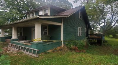 Rehab Project: Historic Home in Morristown