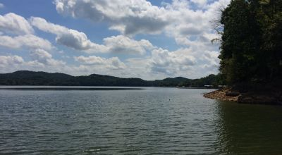 2.5 Acre Building Lot with Cherokee Lake Frontage