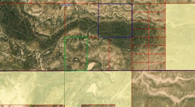 Inexpensive undivided 1/3 interest in 160 acre utah property
