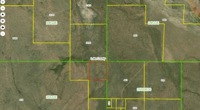 40 acres Wide Open spaces * Remote *Between Christmas Valley and Burns