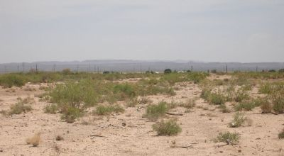 3 lots on the eastern side of the town of Sierra Blanca Easy Access to IH 10