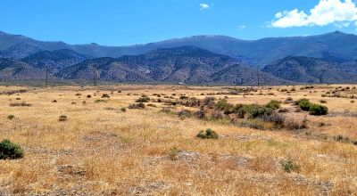 10 acres Borders BLM * Power * easy access to IH 80 * Huge views