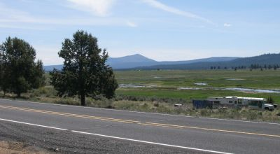 Sprague River & Valley Views * paved Access * Power