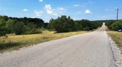 2 adjoining lots in Oak Point Gated community *  Access to Lake Brownwood and POA boat ramps