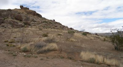 15 Town Lots In Kingman * On Kingman Mountain * City And Expansive Views