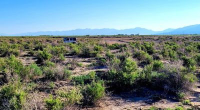 Extra Large Lot in Deer valley Meadows * East of Alamosa * Distant Mountain views