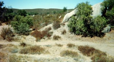 Over an acre south of Hemet, Huge views, Great location!