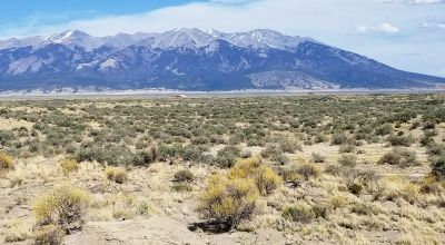 5 acres in San Luis Valley * semi REMOTE * not many people