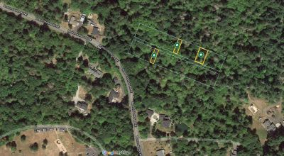 4 Forested Lots Near Olympia, Washington - Close to 50-acre Park!