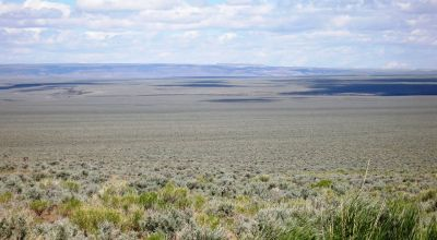 160 acres near the Hart Mountain National antelope wildlife area * Privacy and Seclusion