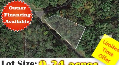 $15K Lot Owner Financed Only $8,499 Surrounded by National Forests, Rivers, and Lakes-Murphy, NC