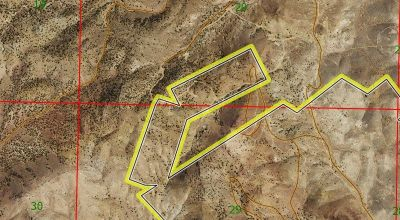 40 acres in The Star Mountain Range * 95% bordered by Gov't lands * west of Beaver UT