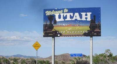 40 acres of vast western Utah nothingness