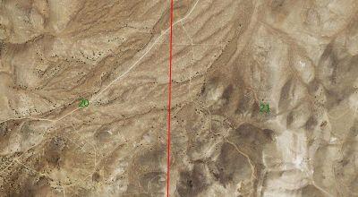 Star Mountain Range  * 3 patented mining claims * near Historic Vicksburg mines *