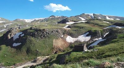 Scenic High Colorado Mountain Land * Own Historic Engineer Pass * Ouray Lake City Silverton