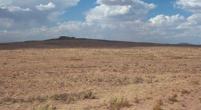 3 adjoining unimkproved Residential lots near Petrified Forest Arizona