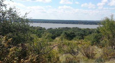 2 adjoining Hillside lots affording huge views and views of Lake Brownwood