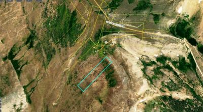 Lake County Colorado Mountain land near Weston Pass Patented mining claim
