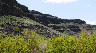 Corral Canyon 1/4 mile wide by 1 mile long * Borders BLM lands 3 sides