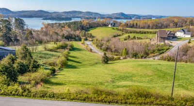 Magnificent Cherokee Lake & Mountain View Building Lot