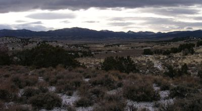 Rolling Hills * Privacy * some trees * North Eastern Nevada near Cobre Cite