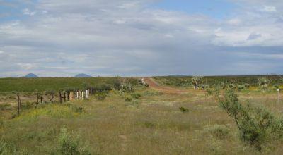 La Hacienda Estates west Texas land