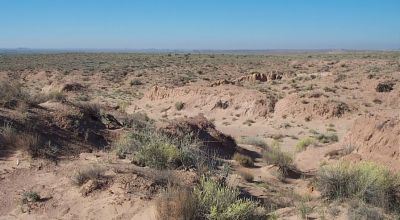 3 adjoining yet individual tax lots near Sun Valley & Holbrook Arizona