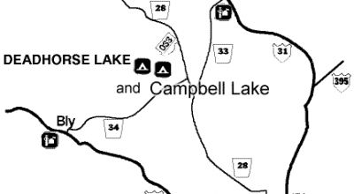 Mountain Lakes RV Pull Through Property - 2 Adjacent Lots