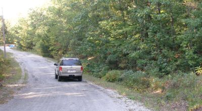 Pristine Parcel with utilities at the Road Cherokee Village