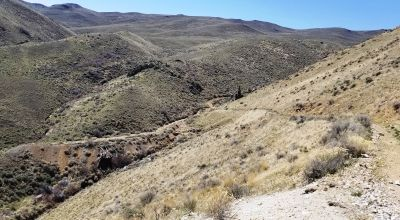 Historic * 8 Patented Mining Claims totally surrounded by government BLM lands.  No Neighbors