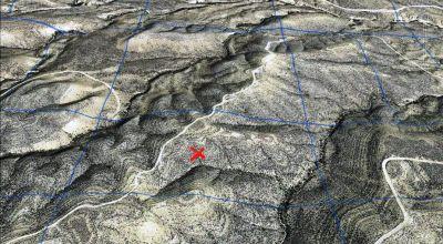 Hills * Big Bend area * west Texas desert